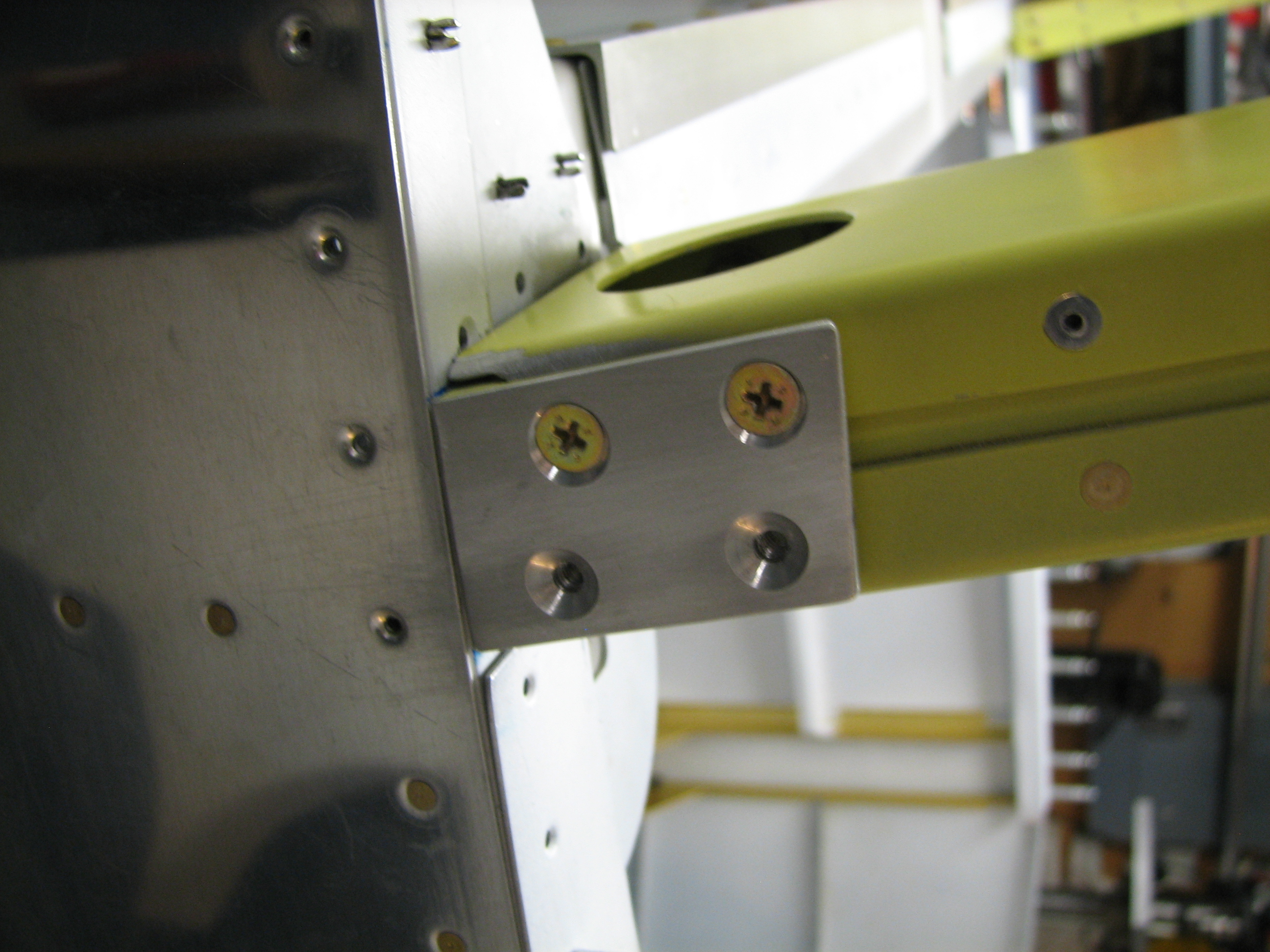 how to call out countersunk holes