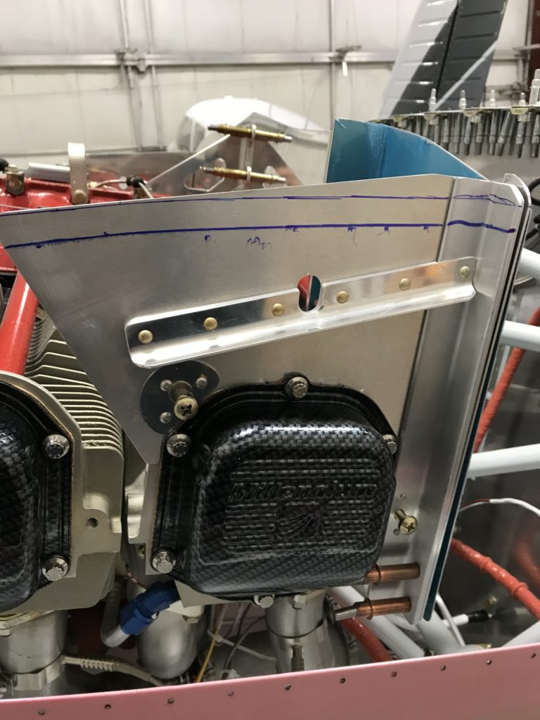 #4 cylinder trim lines